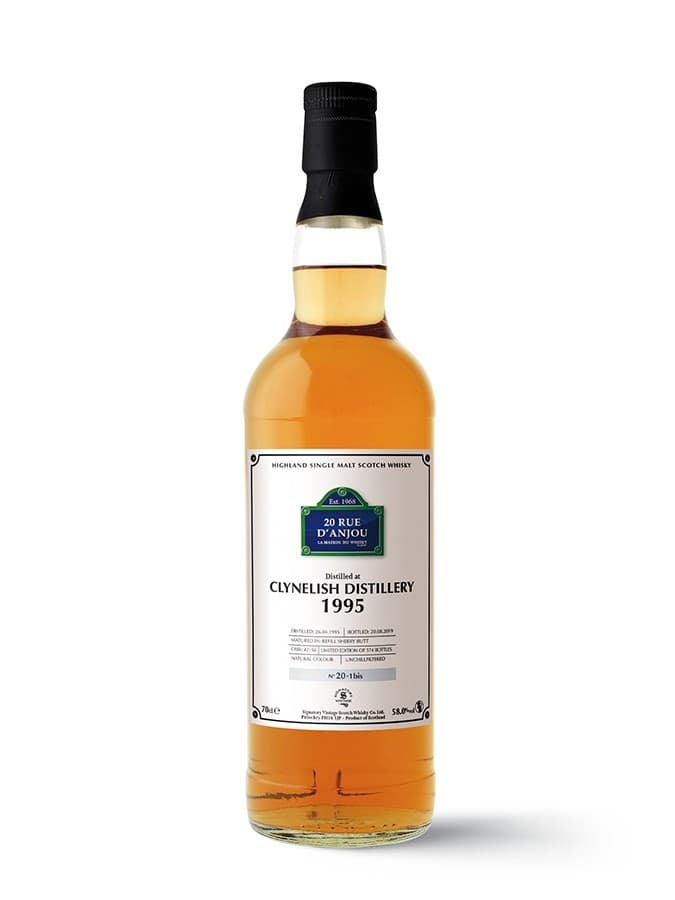 WHISKY CLINELISH 1995