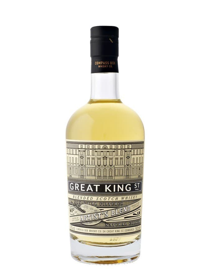 WHISKY great king street