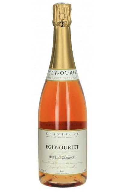 champagne rosé Egly Ourier