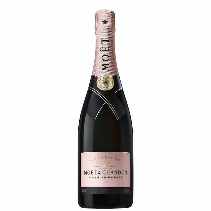champagne rosé brut imperial Moët et Chandon
