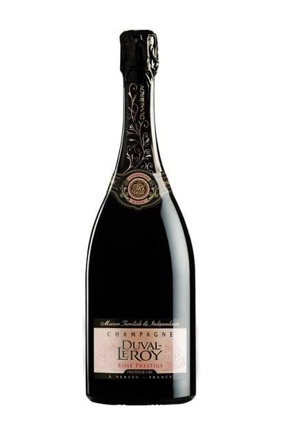 champagne rosé duval leroy