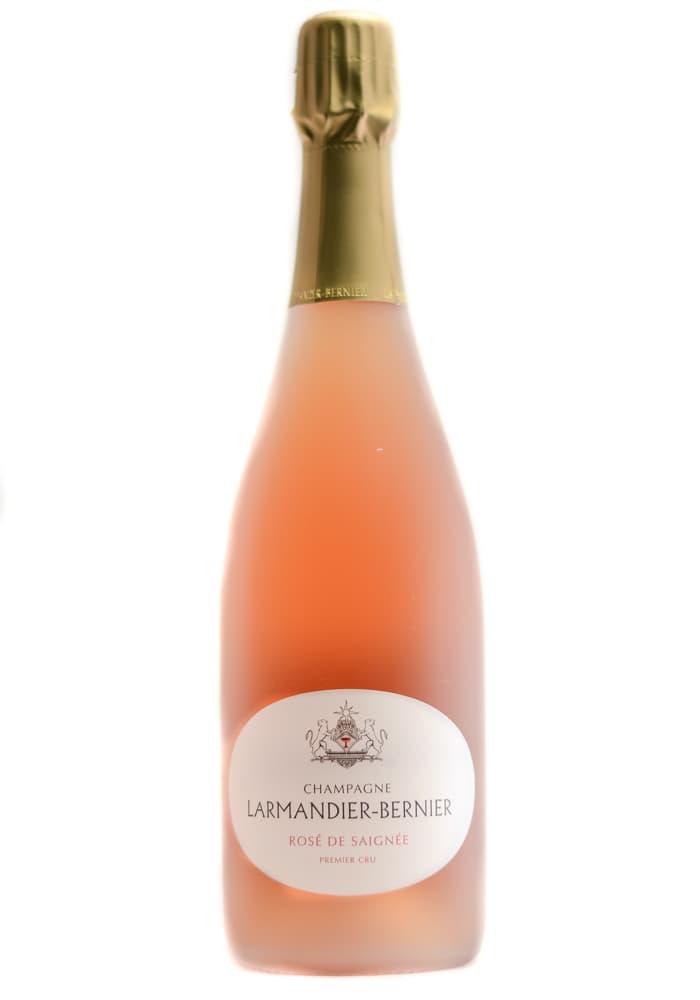 champagne rosé lamandier bernier