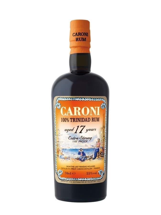 rhum caroni extra strong