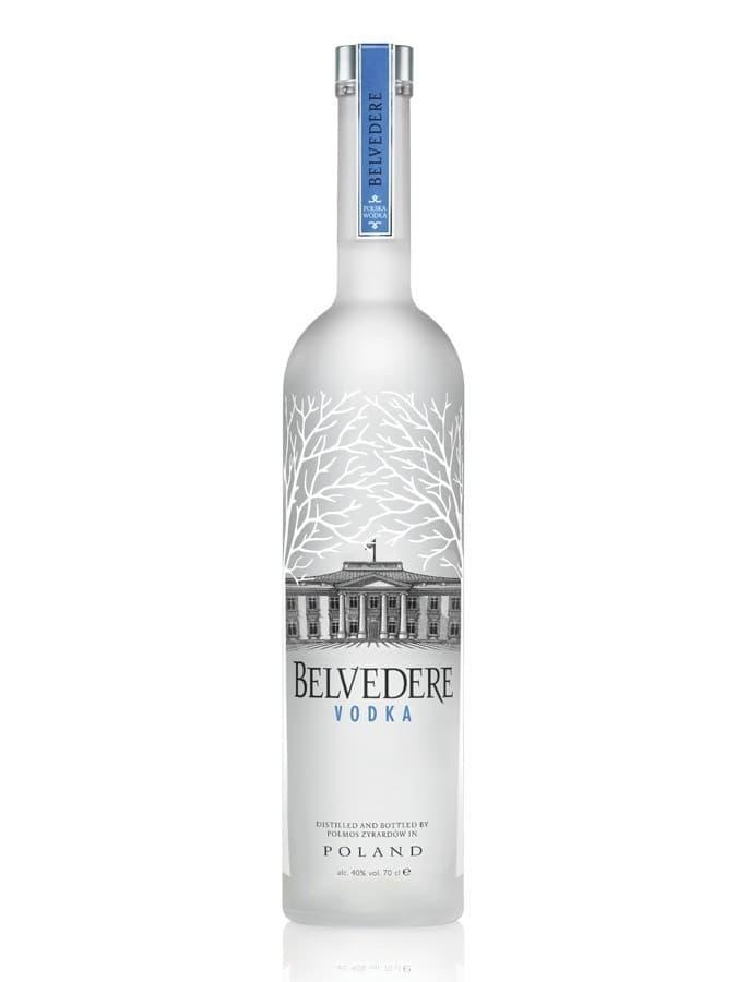 vodka belvédère
