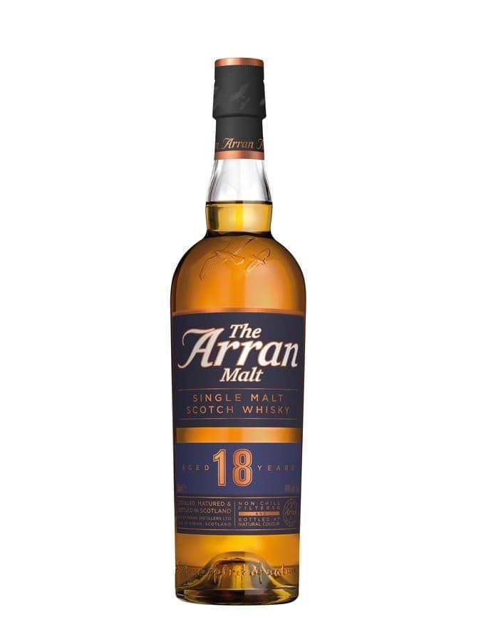 whisky arran 18