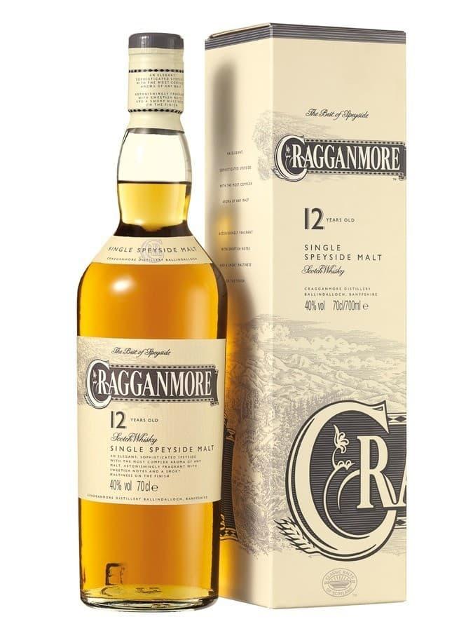 whisky cragganmore 12