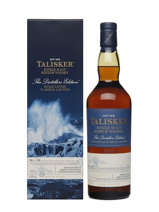 whisky talisker