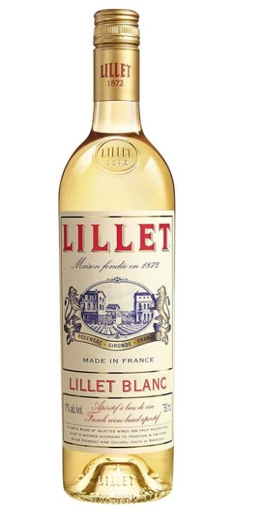 vermouth lillet