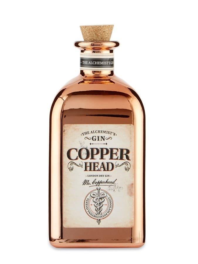 gin copperhead